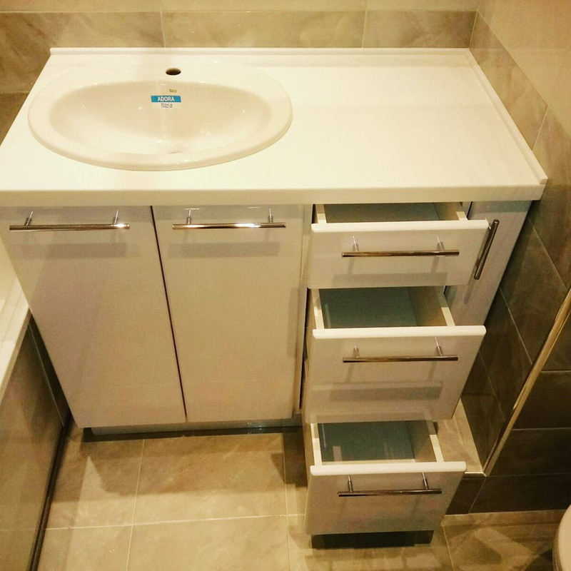 Мебель для ванной комнаты-Мебель для ванны «Модель 51»-фото1