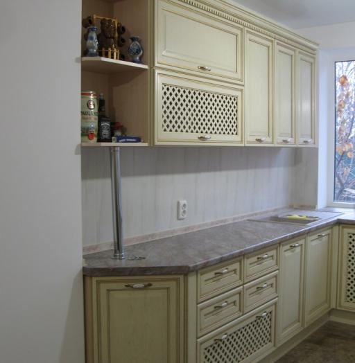 -Кухня МДФ в ПВХ «Модель 273»-фото15