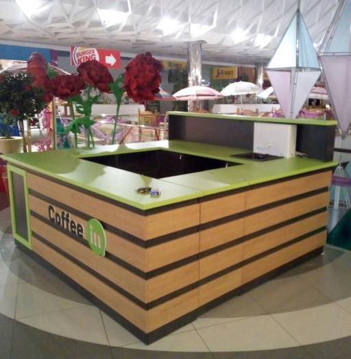 Торговая мебель-Торговый островок «Модель 234»-фото2