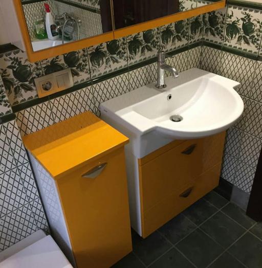 Мебель для ванной комнаты-Мебель для ванной «Модель 17»-фото5