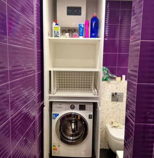 Мебель для ванной комнаты-Мебель для ванной «Модель 85»-фото4