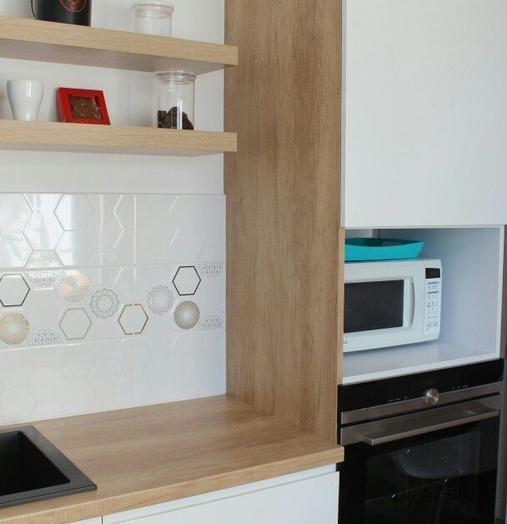 -Кухня из пластика «Модель 87»-фото8