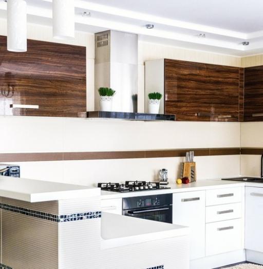 -Кухня из акрила «Модель 407»-фото6