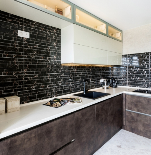 -Кухня из акрила «Модель 412»-фото7
