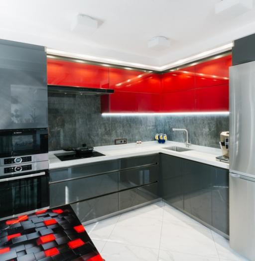 -Кухня из ЛДСП «Модель 414»-фото29