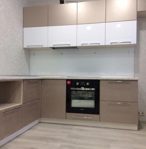 -Кухня из пластика «Модель 454»-фото12