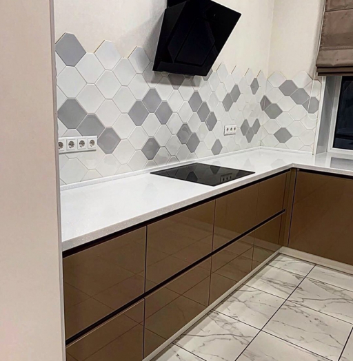 -Кухня МДФ в ПВХ «Модель 60»-фото15