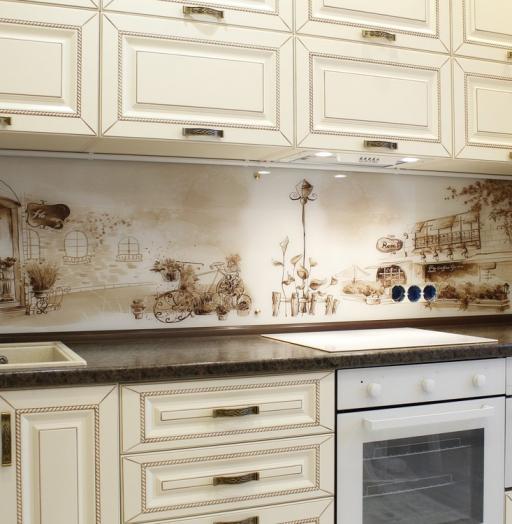 -Кухня МДФ в ПВХ «Модель 140»-фото21