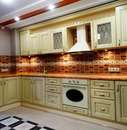 -Кухня МДФ в эмали «Модель 301»-фото9