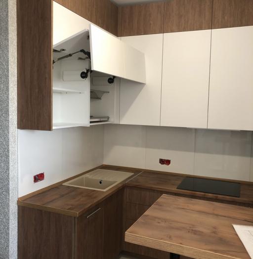 -Кухня МДФ в ПВХ «Модель 73»-фото9