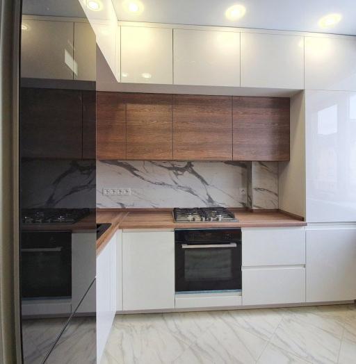 -Кухня МДФ в эмали «Модель 554»-фото28